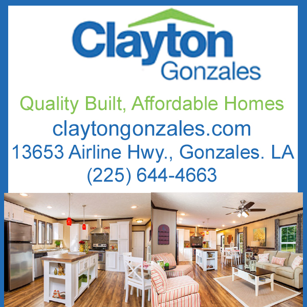 BRCLM Ad for Clayton Homes